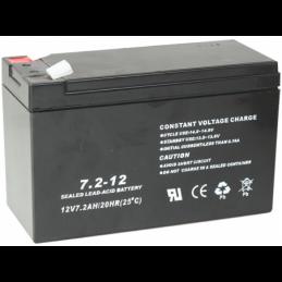 Batteries sonos portables - Ibiza Sound - BAT-PORT7.2A