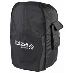 Housses sonos portables - Ibiza Sound - PORT-BAG15-MKII