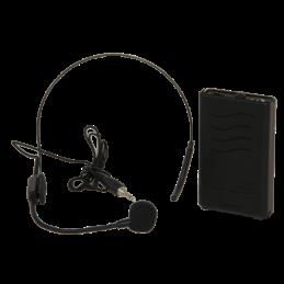 Micros sonos portables - Ibiza Sound - PORTHEAD12