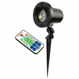 Lasers multipoints - Power Lighting - VENUS GARDEN IP65 250 RGB