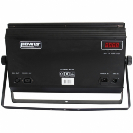 Lumières noires - Power Lighting - UV PANEL 96x3W