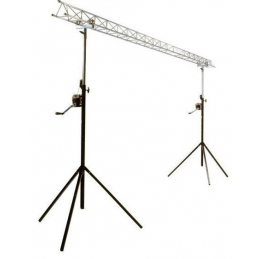 Portiques éclairage - Power Acoustics - Accessoires - DPC 10