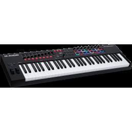Claviers maitres 61 touches - M-Audio - OXYGEN PRO61