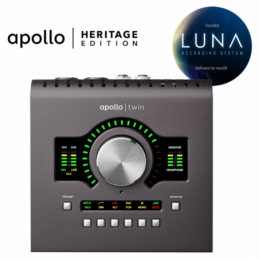 Cartes son - Universal Audio - APOLLO TWIN DUO MKII...