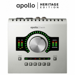 Cartes son - Universal Audio - APOLLO TWIN USB DUO...