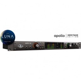 Cartes son - Universal Audio - APOLLO x6 HERITAGE EDITION