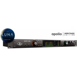 Cartes son - Universal Audio - APOLLO x8P HERITAGE EDITION