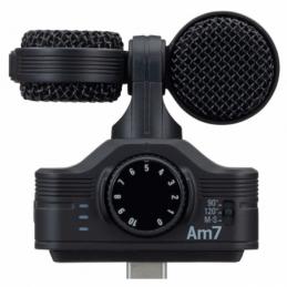 Micros caméras - Zoom - AM7