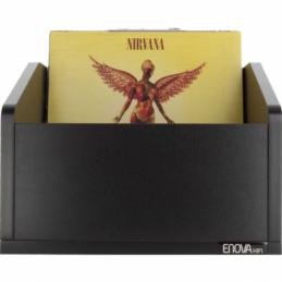 Meubles et pochettes de disques - Enova Hifi - VINYLE BAC 120BL NOIR