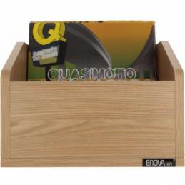 Meubles et pochettes de disques - Enova Hifi - VINYLE BAC 120SWE BOIS