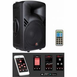 Enceintes amplifiées bluetooth - JB Systems - PPA-122