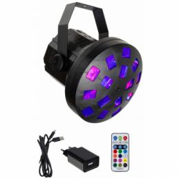 Jeux de lumière LED - JB Systems - USB MUSHROOM