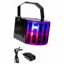 Jeux de lumière LED - JB Systems - USB DERBY