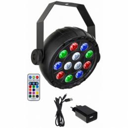 Projecteurs PAR LED - JB Systems - USB PAR