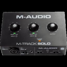Cartes son - M-Audio - M-TRACK SOLO
