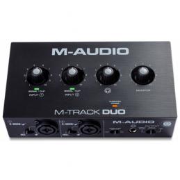 Cartes son - M-Audio - M-TRACK DUO