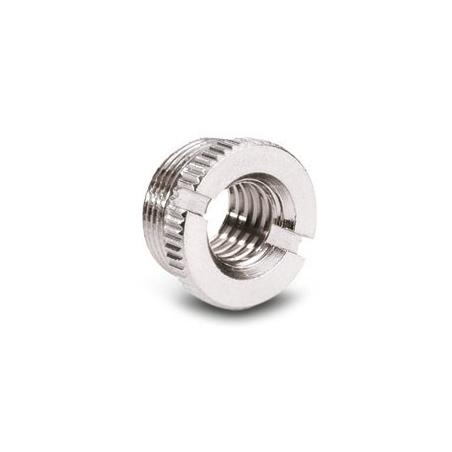 Pinces micros et accessoires - Adam Hall - D 800 - Bague réductrice...