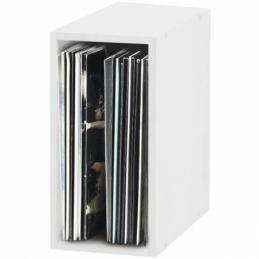 Meubles et pochettes de disques - Glorious DJ - RECORD BOX 55 WHITE