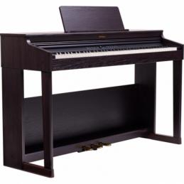 Pianos numériques meubles - Roland - RP701 (BOIS DE ROSE)