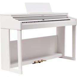 Pianos numériques meubles - Roland - RP701 (BLANC)