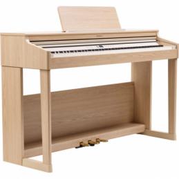 Pianos numériques meubles - Roland - RP701 (CHENE CLAIR)