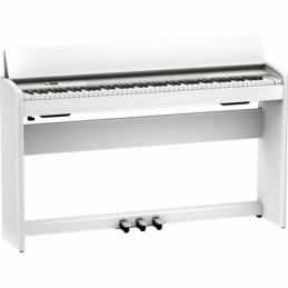 Pianos numériques meubles - Roland - F701 (BLANC)
