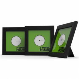Meubles et pochettes de disques - Glorious DJ - VINYL FRAME SET 7 BLACK