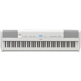 Pianos numériques portables - Yamaha - P-515 (BLANC)
