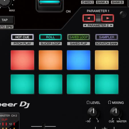 Tables de mixage DJ - Pioneer DJ - DJM-S7