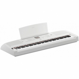 Claviers arrangeurs - Yamaha - DGX-670 (BLANC)