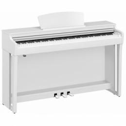 Pianos numériques meubles - Yamaha - CLP-725 (NOYER BLANC)
