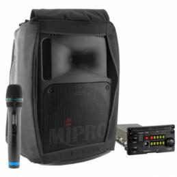 Sonos portables sur batteries - Mipro - MA 808 PACK