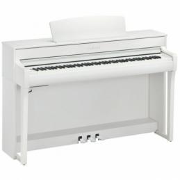 Pianos numériques meubles - Yamaha - CLP-745 (NOYER BLANC)