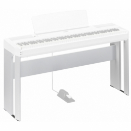 Stands claviers - Yamaha - L-515 (BLANC)
