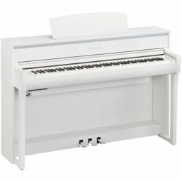 Pianos numériques meubles - Yamaha - CLP-775 (NOYER BLANC)