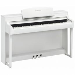 Pianos numériques meubles - Yamaha - CSP-150 (NOYER BLANC)