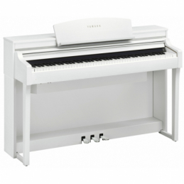 Pianos numériques meubles - Yamaha - CSP-170 (NOYER BLANC)