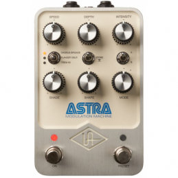 Pédales d'effets - Universal Audio - ASTRA MODULATION MACHINE