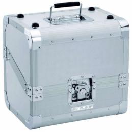 Sacs pour vinyles - Reloop - 80 CASE 50/50 SLANTED SILVER