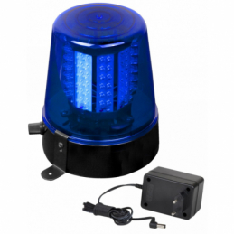 Gyrophares - JB Systems - LED POLICE LIGHT BLUE
