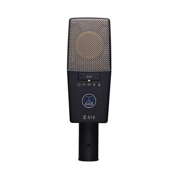 Micros studio - AKG - C414 XLS