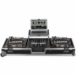 Flight cases régies DJ - UDG - U92050SL