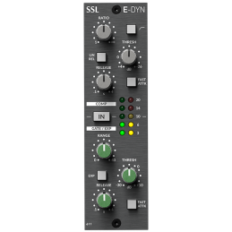 Limiteurs compresseurs - Solid State Logic - SSL E-Series Dynamics Module