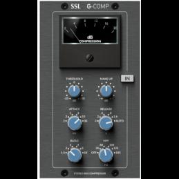 Limiteurs compresseurs - Solid State Logic - SSL Stereo Bus Compressor...