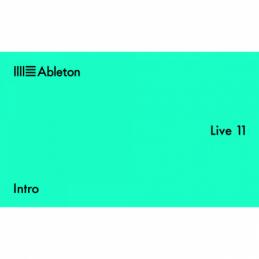 Logiciels séquenceurs - Ableton - LIVE 11 INTRO