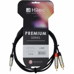 Câbles JACK / RCA - Hilec - CLPROMJS2RCA/1.5