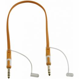 Câbles JACK / JACK - Hilec - CFLAT-JSJS/0.5