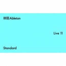 Logiciels séquenceurs - Ableton - LIVE 11 STANDARD