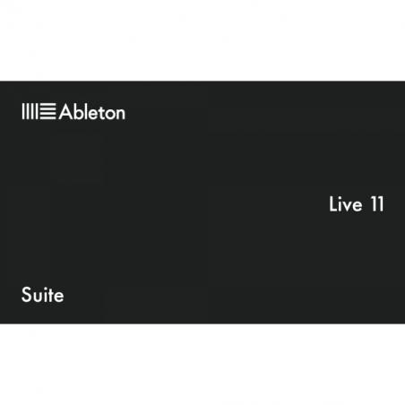 Logiciels séquenceurs - Ableton - LIVE 11 SUITE