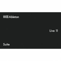 Logiciels séquenceurs - Ableton - LIVE 11 SUITE UPGRADE...